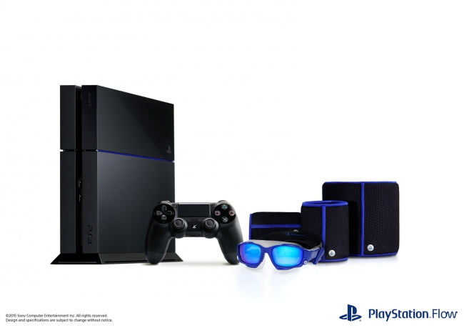 Sony Computers Entertainment анонсировала PlayStation Flow