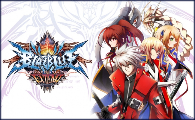 Опенинг BlazBlue Chrono Phantasma Extend от Production I.G