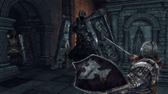 Свежие скриншоты Dark Souls 2: Scholar of the First Sin