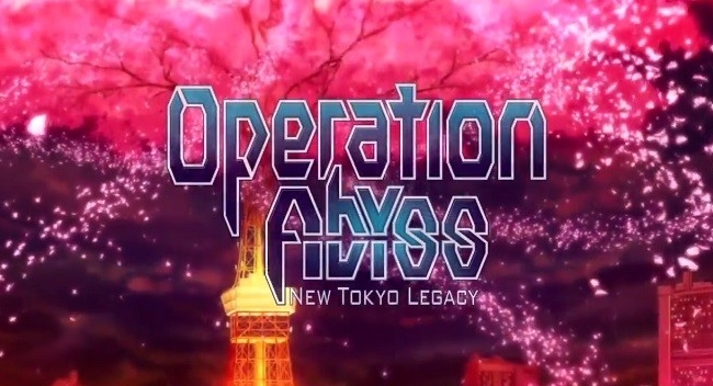 ������������ ��������� ������� Operation Abyss: New Tokyo Legacy � ������ �������