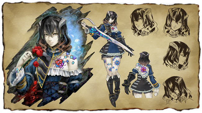 ����� ����������� Bloodstained: Ritual of the Night