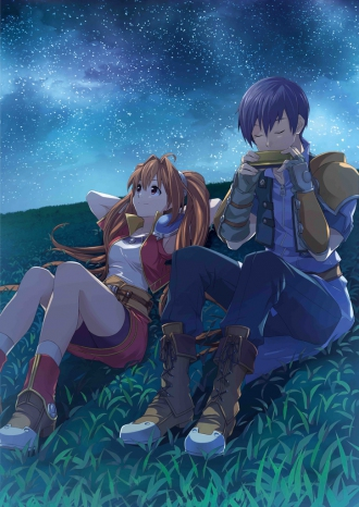 Арты The Legend of Heroes: Trails in the Sky Evolution
