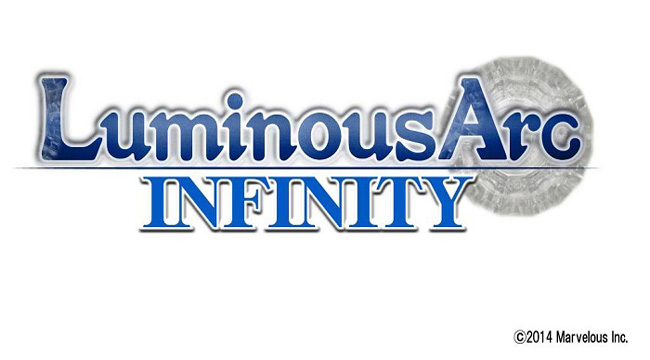 Персонажи Luminous Arc Infinity: Alto, Sopra и C-9