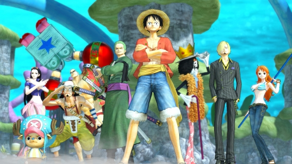 Дата выхода One Piece: Pirate Warriors 3