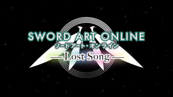 Новый трейлер Sword Art Online: Lost Song