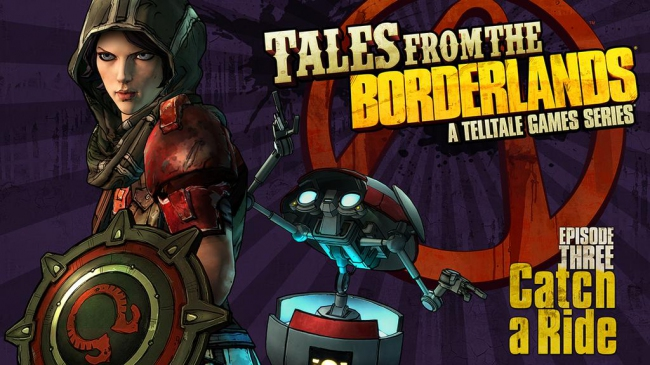 ����� �������� ������� Tales from the Borderlands ��������� � ����� ������