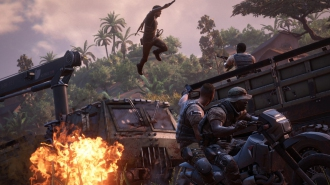 Новый трейлер Uncharted 4: A Thiefs End