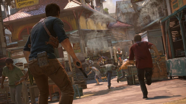 ������ ����������� Uncharted 4: A Thief's End