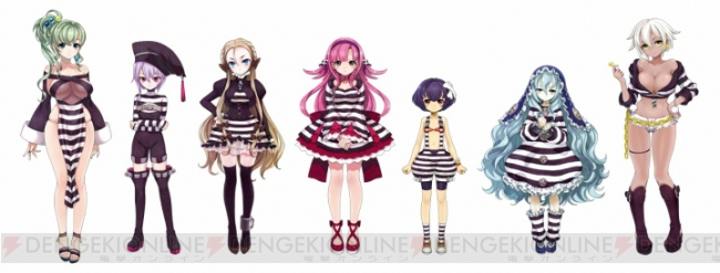 Criminal Girls 2 ������ �� PS Vita � ������