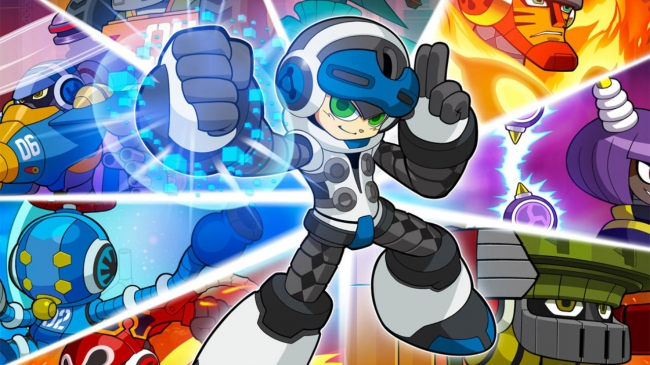 Релиз Mighty No.9 перенесен на следующий год