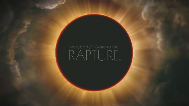 Состоялся релиз Everybody's Gone to the Rapture!