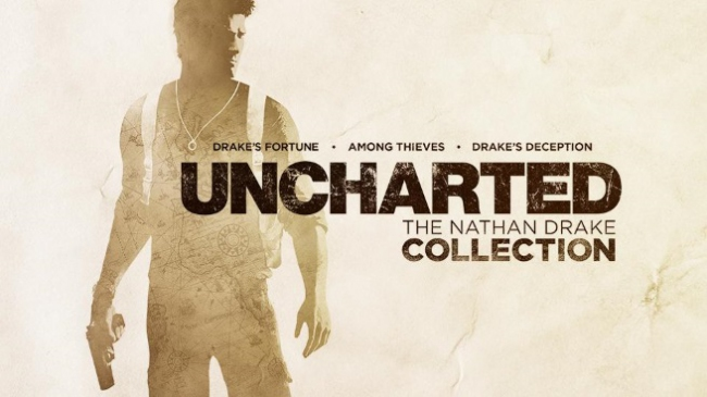 Новое видео Uncharted: The Nathan Drake Collection