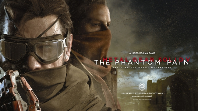 Релизный трейлер Metal Gear Solid V: The Phantom Pain