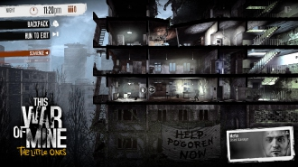 Состоялся анонс This War of Mine: The Little Ones
