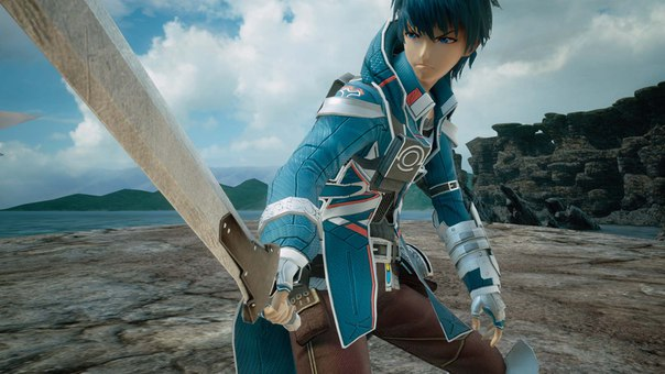 Новые подробности Star Ocean: Integrity and Faithlessness