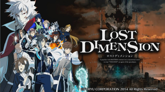 Обзор Lost Dimension