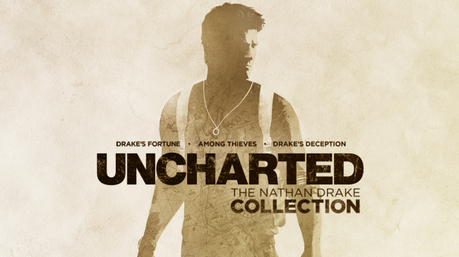 Свежее видео Uncharted: The Nathan Drake Collection