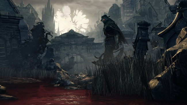 ������������ ���������� The Old Hunters ��� Bloodborne