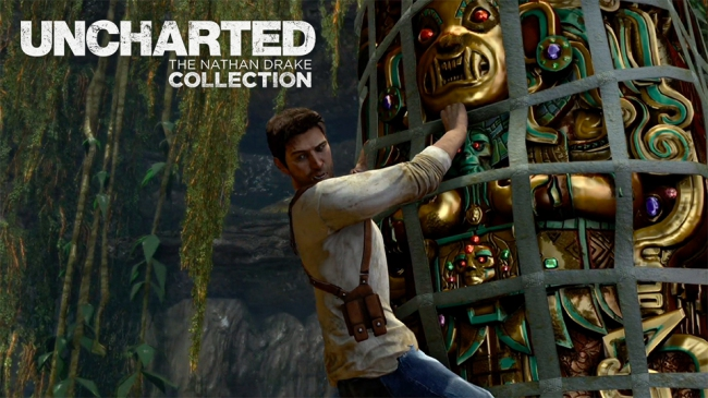 Свежий трейлер Uncharted: The Nathan Drake Collection