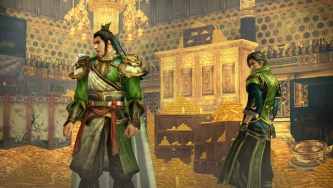 Dynasty Warriors 8: Empires для PS Vita выйдет в ноябре