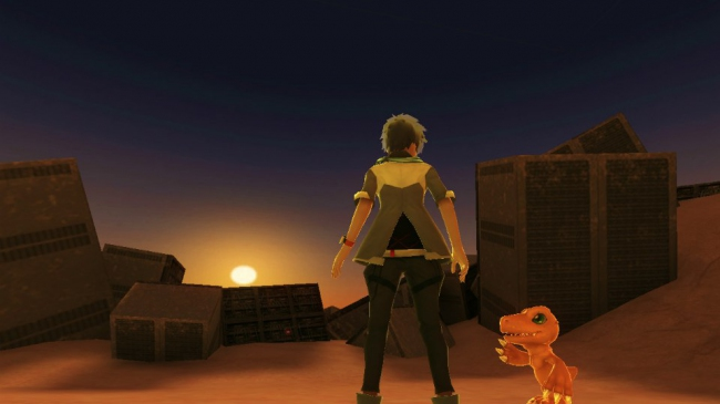 Персонажи Digimon World: Next Order