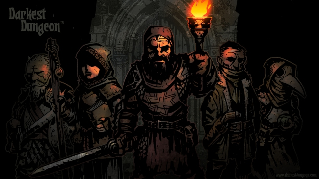 Полноценный релиз Darkest Dungeon перенесен на следующий год