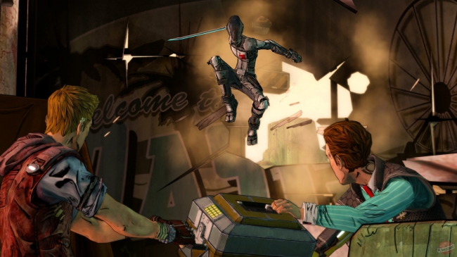 ����� Tales From The Borderlands