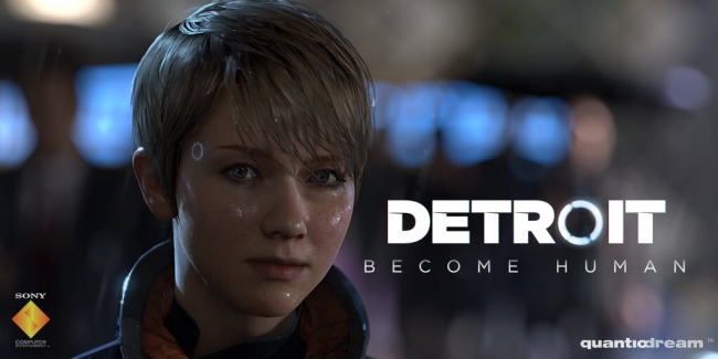 Quantic Dream анонсировали Detroit: Become Human для PS4