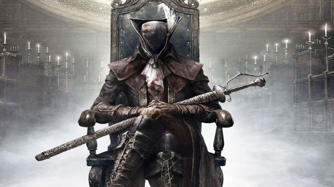 ����������� ���������� Bloodborne: The Old Hunters