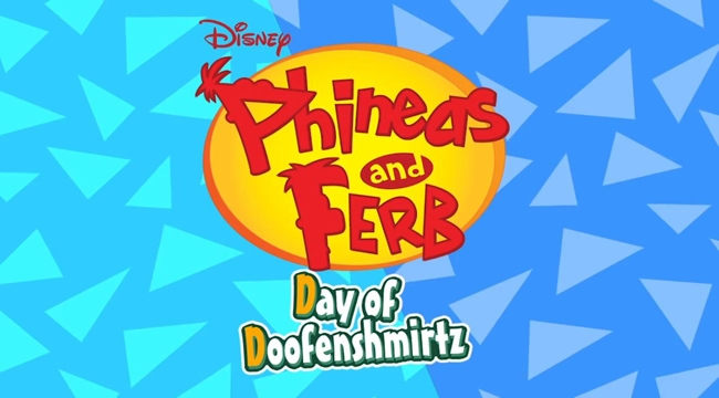 Состоялся релиз Phineas and Ferb: Day of Doofenshmirtz