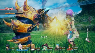 Скриншоты Star Ocean: Integrity and Faithlessness