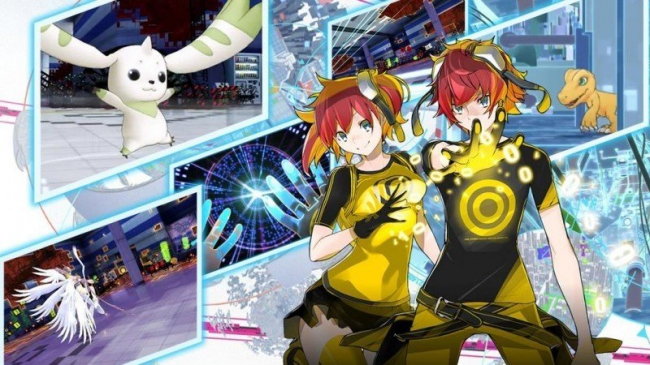 Объявлена дата релиза Digimon Story Cyber Sleuth