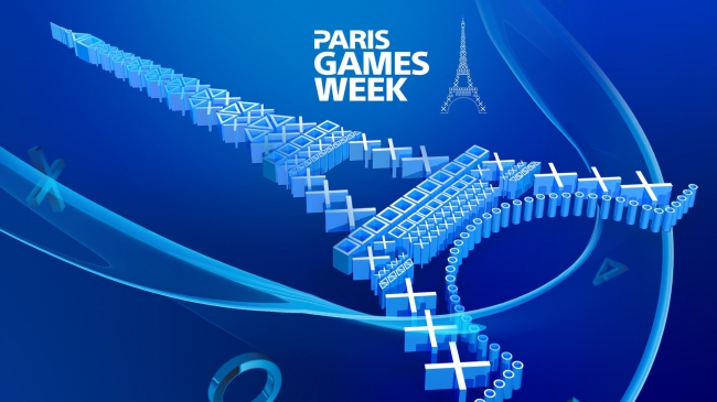 Отчет с выcтавки Paris Game Week