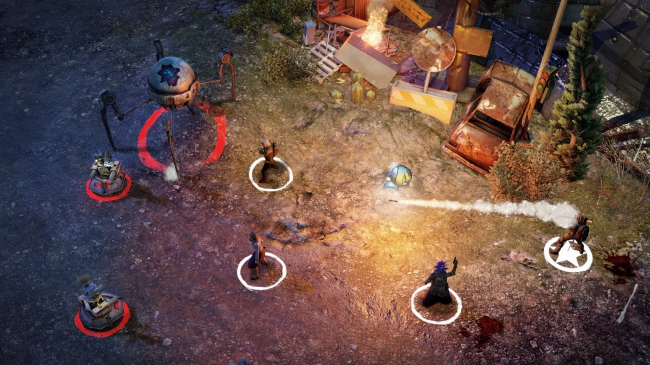 Обзор Wasteland 2: Director's Cut