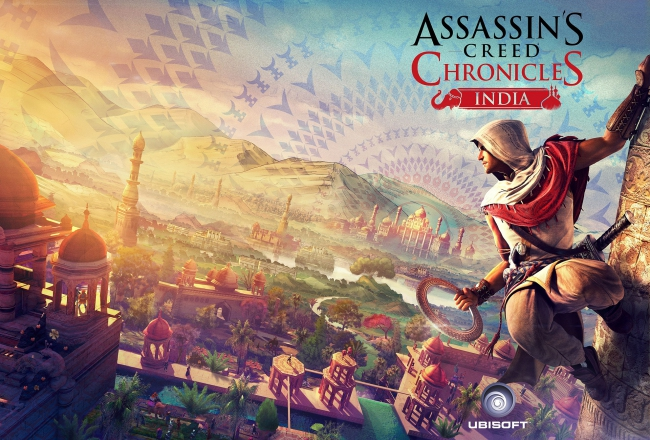 Новый трейлер Assassin's Creed Chronicles: India