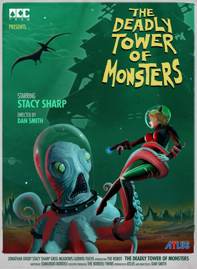��������� ����� The Deadly Tower of Monsters