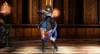 Новые скриншоты Bloodstained: Ritual of the Night