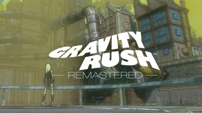 Свежее видео Gravity Rush Remastered