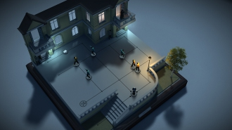 Hitman GO: Definitive Edition выйдет на PlayStation 4 и PlayStation Vita в этом месяце