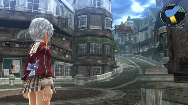 Обзор The Legend Of Heroes: Trails Of Cold Steel