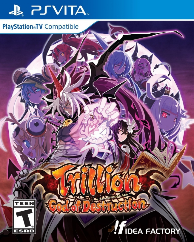 Trillion: God of Destruction выйдет в Европе 1 апреля