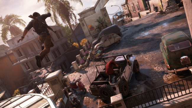 ������ ������� ������������� Uncharted 4: A Thief�s End