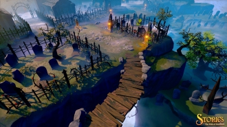Состоялся релиз Stories: The Path of Destinies