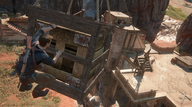 Обзор Uncharted 4: A Thief's End
