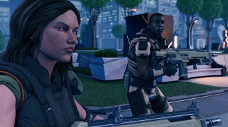 ��������� ����� XCOM 2 ��� PlayStation 4