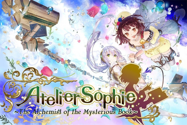 Персонажи Atelier Sophie: The Alchemist of The Mysterious Book в свежем трейлере