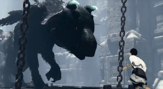 ����� �������� ���� ������ The Last Guardian