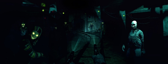 ������ ��������� Until Dawn: Rush Of Blood