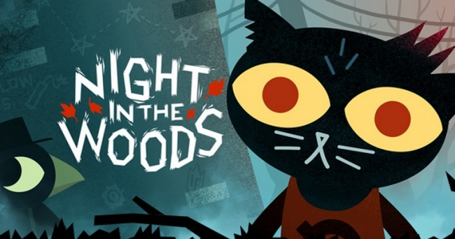 ������� �������� �������� Night in the Woods