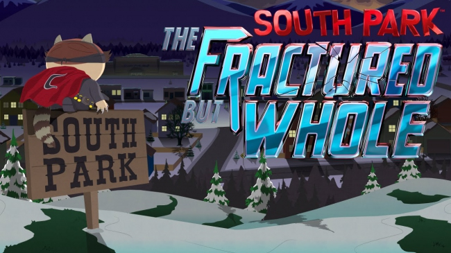 Необычный трейлер South Park: The Fractured But Whole